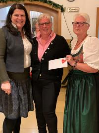 Gewinnerin des Hauptpreises, einer Berlinreise: Marion Schiller
