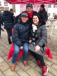 Platz 510 Klaus Meier und Ulli Hackner