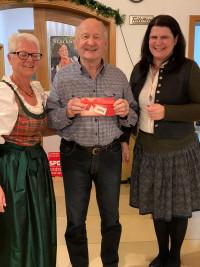 Gewinner des dritten Preises: Josef Dietrich