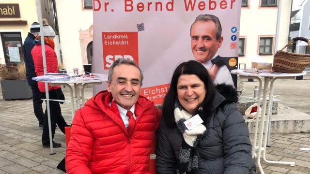 Andrea Mickel und Dr. Bernd Weber